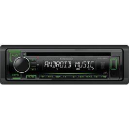 Автомагнитола Kenwood KDC-120UG USB MP3 CD FM RDS 1DIN 4х50Вт черный