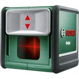 Лазерный нивелир Bosch Quigo III 0603663521