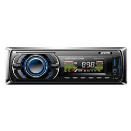 Автомагнитола Digma DCR-320B USB MP3 FM 1DIN 4x45Вт черный