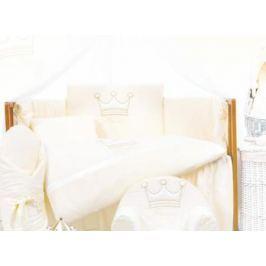 Сменный комплект постельного белья 3 предмета 125х65см Lepre Royal Dream (цвет 69 серый)