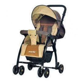 Прогулочная коляска Everflo Strong Cricket (brown)