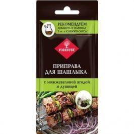 FORESTER Приправа для шашлыка с можжевеловой ягодой и душицей