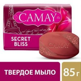 """Мыло твердое CAMAY """"Тайное блаженство"""" 80 гр 67048256"""