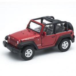 Джип Welly Jeep Wrangler Rubicon 1:34-39 цвет в ассортименте 42371