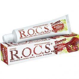 Зубная паста R.O.C.S. Кола и Лимон 74 гр