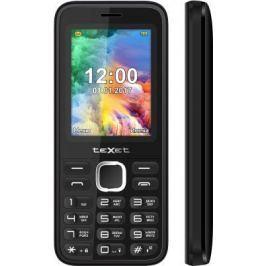 Мобильный телефон Texet TM-403 черный