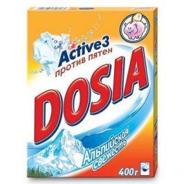 Стиральный порошок DOSIA Альпийская свежесть 400г