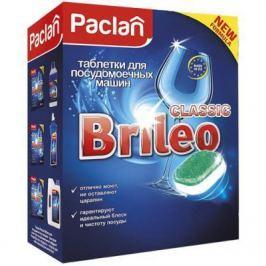Paclan Brileo Таблетки для посудомоечных машин CLASSIC 14 шт