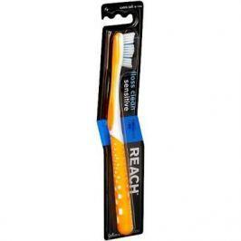 """Зубная щётка Reach """"Floss Clean Extra-Soft"""" 67136"""