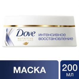 DOVE RepairTherapy Маска для волос Интенсивное восстановление 200мл