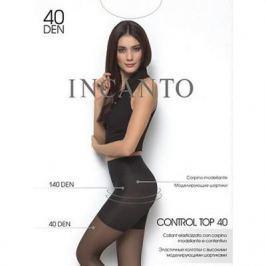 """Колготки INCANTO """"Control Top BS"""" 3 40 den черный"""