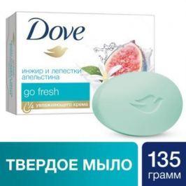"""Мыло твердое Dove """"Инжир и лепестки апельсина"""" 130 гр"""