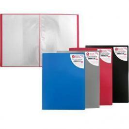 Папка с 20 файлами, форзац, ф.А4, ассорти SDB20/ASS/SPEC-1