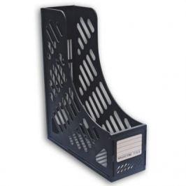 Лоток для бумаг, вертикальный, сборный, 1 секция, серый ST851GR