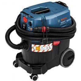 Промышленный пылесос Bosch GAS 35 L AFC сухая влажная уборка чёрный синий