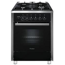 Комбинированная плита Gefest ПГЭ 6702-04 черный