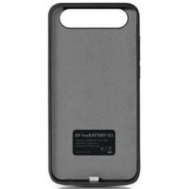 Чехол DF hwBattery-01 для Huawei Honor 9 черный