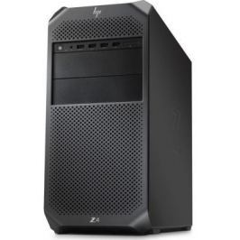 Системный блок HP Z4 G4 W-2102 2.9GHz 8Gb 1Tb DVD-RW Win10Pro клавиатура мышь черный 2WU68EA