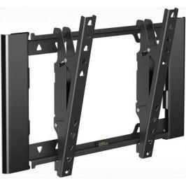 "Кронштейн Holder T3929-B черный для ЖК ТВ 22-47"" настенный наклон до 25 кг"