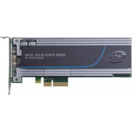 Твердотельный накопитель SSD PCI-E 800Gb Intel P3700 Series Read 2800Mb/s Write 1900Mb/s SSDPE2MD800G401 933080