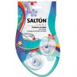 SALTON Lady Гелевые вставки для обуви с разделителями между пальцев 53/44