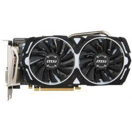 Видеокарта 8192Mb MSI RX 570 ARMOR 8G OC 8G PCI-E HDMI DVI DP HDCP Radeon RX 570 ARMOR 8G OC