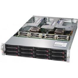 Серверная платформа SuperMicro SSG-6029P-E1CR12T