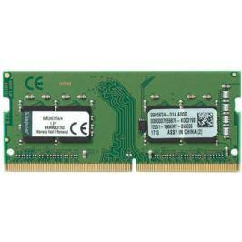 Оперативная память для ноутбуков SO-DDR4 4Gb PC19200 2400MHz Kingston KVR24S17S6/4