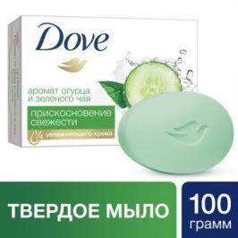"""Мыло твердое Dove """"Прикосновение свежести"""" 100 гр 67045174"""
