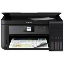 МФУ Фабрика печати EPSON L4160 цветное A4 33/15ppm 5760x1440dpi Wi-Fi C11CG23403