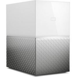 Сетевое хранилище Western Digital My Cloud Home Duo 2x3,5 WDBMUT0080JWT-EESN
