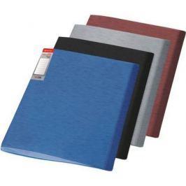 Папка с файлами SIMPLE, ф.А4, 20 файлов, серый, материал PP, плотность 450 мкр 0410-0055-12