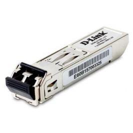 Модуль D-Link DEM-311GT SFP-трансивер с 1 портом 1000Base-SX для многомодового оптического кабеля до 550м