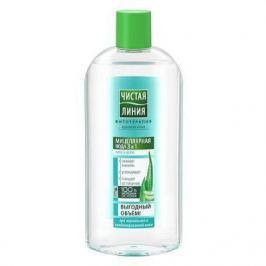 ЧИСТАЯ ЛИНИЯ Мицеллярная вода 3в1 для нормальной и комбинированной кожи 400мл