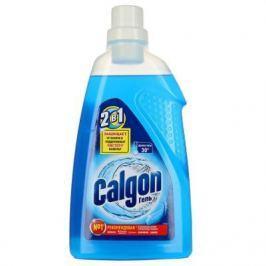 CALGON Гель для cмягчения воды и предотвращения образования накипи 2в1 1500мл