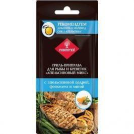 FORESTER Гриль-приправа для рыбы и креветок Апельсиновый микс