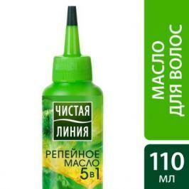 ЧИСТАЯ ЛИНИЯ Масло для волос Репейное 110мл