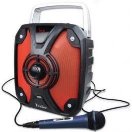 Портативная акустикаTesler PSS-999 черно-красный