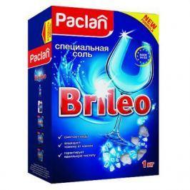 Paclan Brileo Соль специальная для посудомоченых машин 1кг