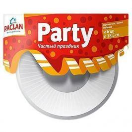 PACLAN Party Тарелка глуб. д/супа/салата 185мм 6штук/уп.