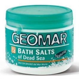 GEOMAR Соль Мертвого моря для принятия ванн 500г
