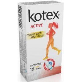 "Тампоны Kotex ""Active. Normal"" 16 шт 1352900"