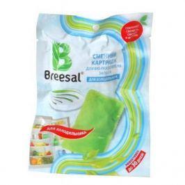 Breesal Сменный картридж для био-поглотителя запаха для холодильника 80 г