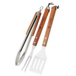 СОЮЗГРИЛЬ Набор для барбекю 3 предмета лопатка, щипцы, вилка