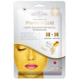 INSTITUTE ESTELARE Premium Gold ГИДРОАЛЬГИНАТНАЯ МАСКА для всех типов кожи 55г