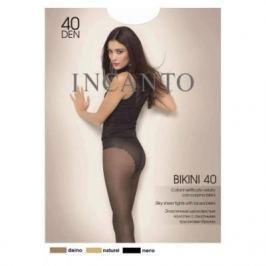"""Колготки INCANTO """"Bikini"""" 4 40 den черный"""