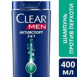 Шампунь Clear Активспорт 400 мл