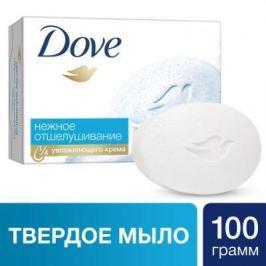 """Мыло твердое Dove """"Нежное отшелушивание"""" 100 гр 67069932"""