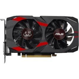 Видеокарта 4096Mb ASUS GeForce GTX1050 Ti PCI-E 128bit GDDR5 DVI HDMI DP HDCP CERBERUS-GTX1050TI-A4G Retail