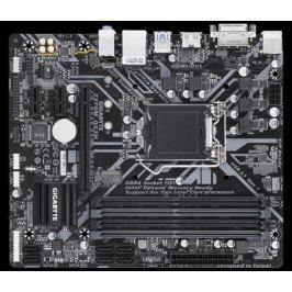 Материнская плата GigaByte Z370M DS3H Socket 1151 v2 Z370 4xDDR4 1xPCI-E 16x 2xPCI-E 1x 6 mATX Retail